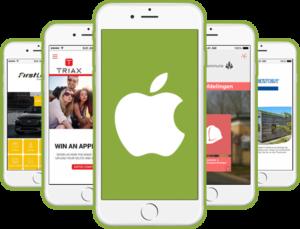 iPhone app udvikling