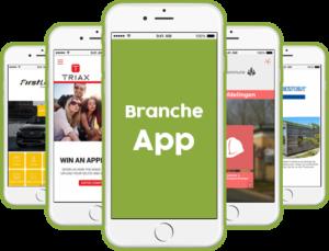 Branche app udvikling
