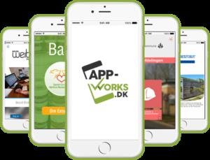 Branche app funktioner