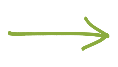 Pil Højre Grøn 2