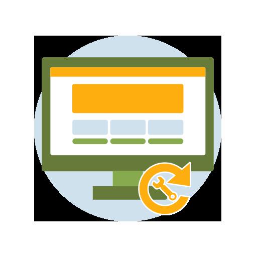 Hjemmeside + Drift