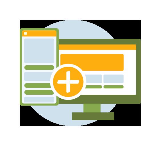 Firma App + Hjemmeside (Sommertilbud)
