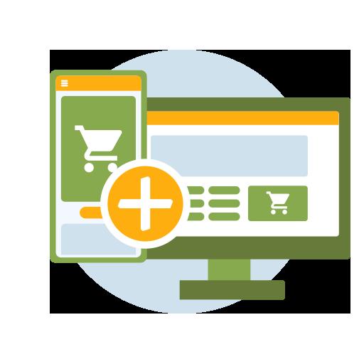 Firma App + Webshop (Sommertilbud)
